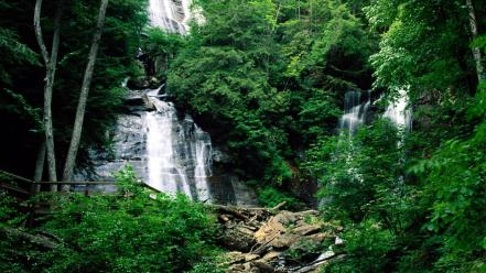 Anna Ruby Falls wallpaper