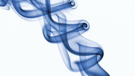 Blue Smoke wallpaper