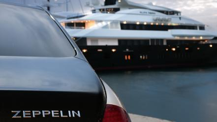 Cars maybach 2010 luxury zeppelin yolo wallpaper