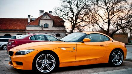 Cars vehicles bmw z4 wallpaper