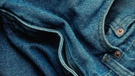 Jeans Up Close Wallpaper