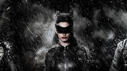 Catwoman kane bane the dark knight rises wallpaper