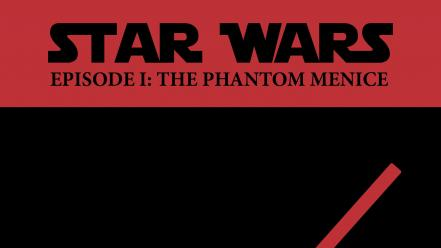 Lightsabers star wars: the phantom menace wallpaper
