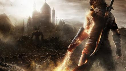 Ubisoft fantasy art prince of persia the forgotten wallpaper