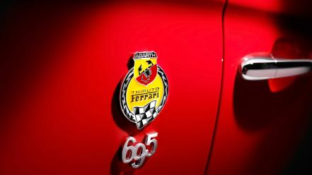 Abarth 695 tributo ferrari wallpaper
