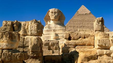 Egypt giza sphinx wallpaper