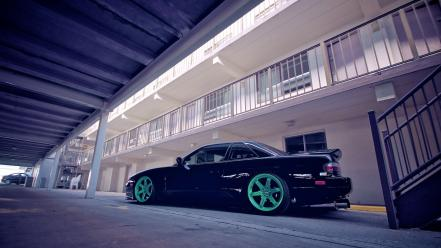 Japanese domestic market nissan silvia s13 cars wallpaper