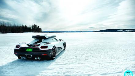 Koenigsegg agera r top gear cars skyscapes wallpaper