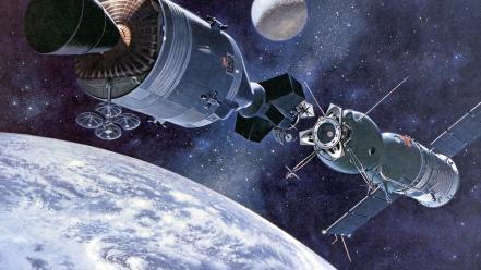 apollo outer space - photo #2