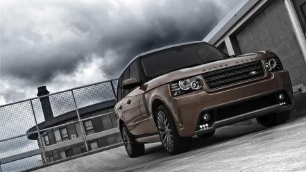 Cosworth range rover cars wallpaper
