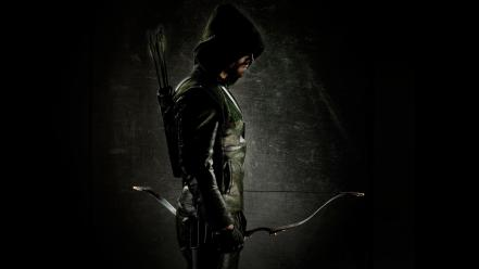 Green arrow archers dark hooded movies wallpaper