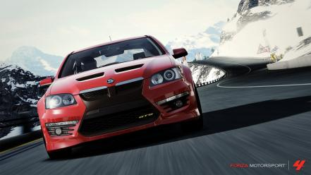 4 holden hsv gts xbox 360 cars wallpaper