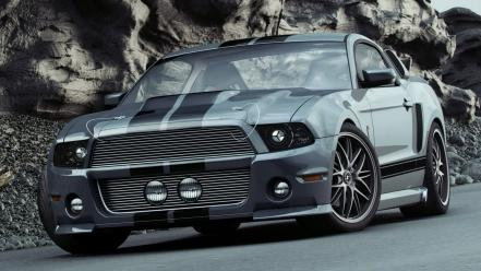 Eleanor ford mustang automobiles cars races Wallpaper