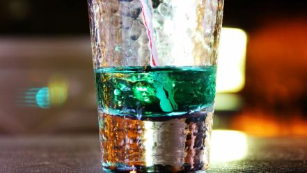 Alcohol beverages glass mint objects wallpaper