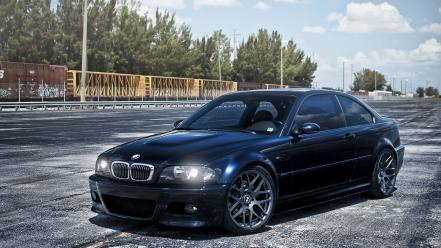 Bmw e46 m3 automobiles cars wallpaper