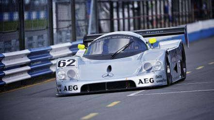 Sauber c9 mercedes automobiles cars vehicles wallpaper
