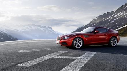 Bmw bwm zagato coupe cars wallpaper