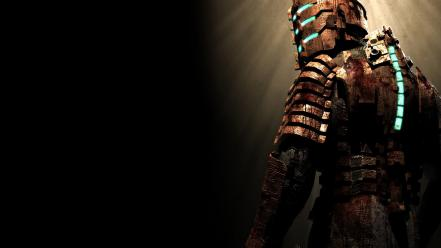 Dead space isaac clarke horror video games wallpaper