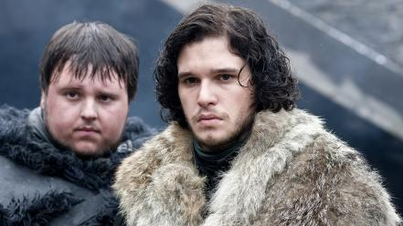 Game of thrones jon snow tv series wallpaper