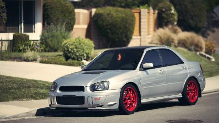 Jdm japanese domestic market subaru impreza wrx cars wallpaper