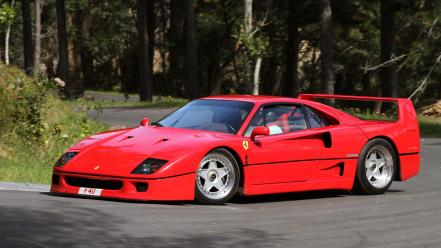 Ferrari f40 italian speedhunterscom historic Wallpaper