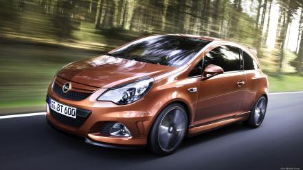 Opel corsa cars wallpaper