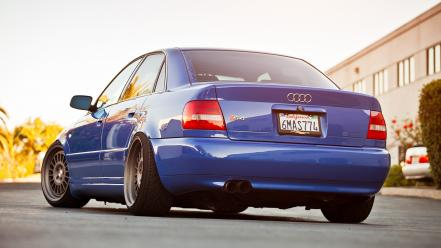 Cars tuned audi s4 wallpaper
