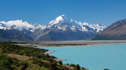 New zealand nature wallpaper