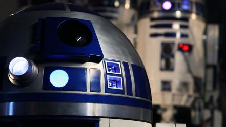 R2d2 star wars robots wallpaper