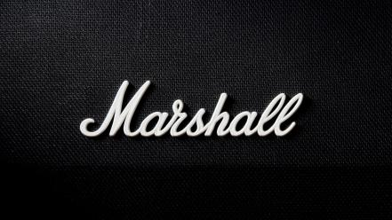 Amplifiers audio logos marshall music Wallpaper
