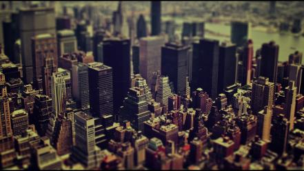 Architecture buildings cityscapes tiltshift wallpaper