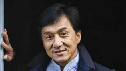 Asians chinese jackie chan actors men wallpaper