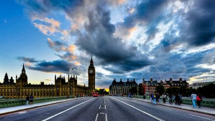 Hdr photography london united kingdom architecture cityscapes Wallpaper