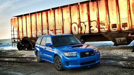 Domestic market subaru forester automobiles cars vehicles Wallpaper