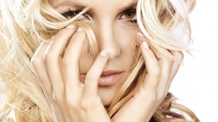 Blondes women britney spears singers wallpaper