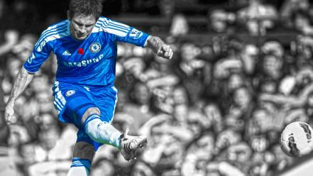 Hdr photography premier league frank lampard cutout wallpaper
