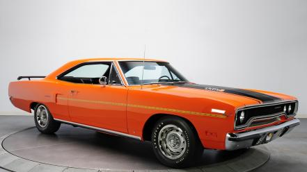 Muscle cars plymouth road runner Wallpaper
