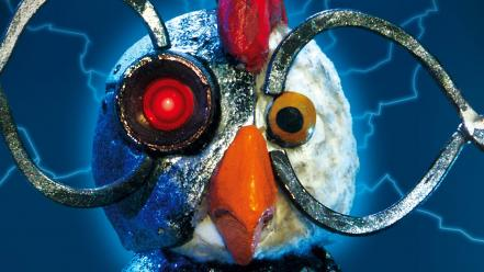 Robot chicken wallpaper