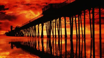 San Diego Sunset Wallpaper