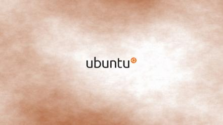 Ubuntu foggy Wallpaper