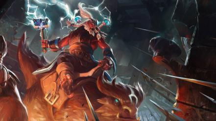 Video games heroes dota 2 disruptor Wallpaper
