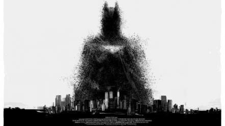 Batman artwork bats the dark knight rises gotham Wallpaper