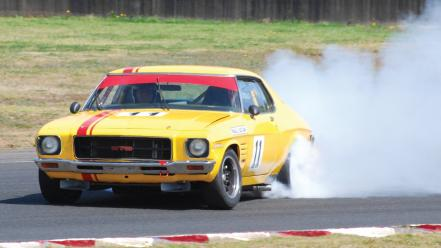 Cars holden hq gts monaro aussie muscle car wallpaper