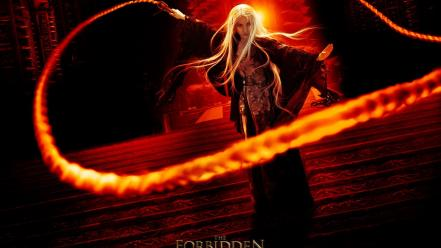 Li bingbing forbidden kingdom the Wallpaper