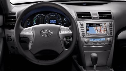 2010 toyota camry wallpaper