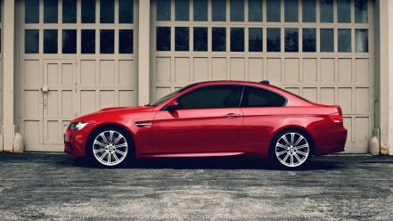 Red bmw m3 e92 wallpaper