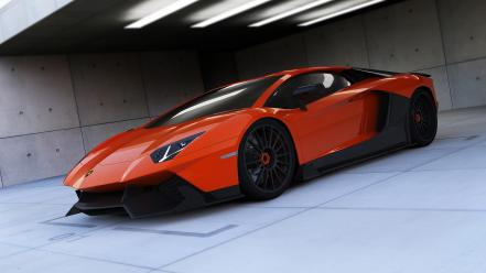 Supercars tuning lamborghini aventador limited edition static wallpaper