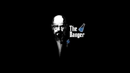 Cranston walter white simple background danger heisenberg wallpaper