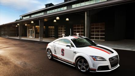 Audi tt rs quattro races pikes peak Wallpaper
