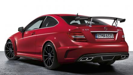 Cars amg mercedes-benz c63 wallpaper